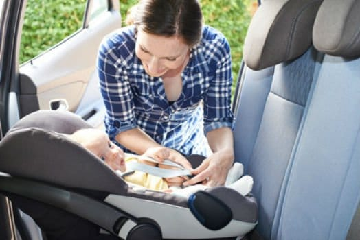 Georgia Car & Booster Seat Laws | Keep Your Children Safe in the Car