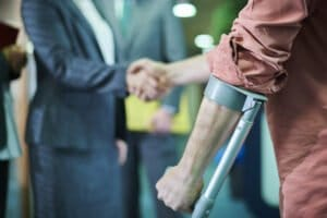 Difference Between a Personal Injury Claim and a Lawsuit