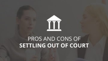 Pros and Cons of Settling Your Personal Injury Case Out of Court