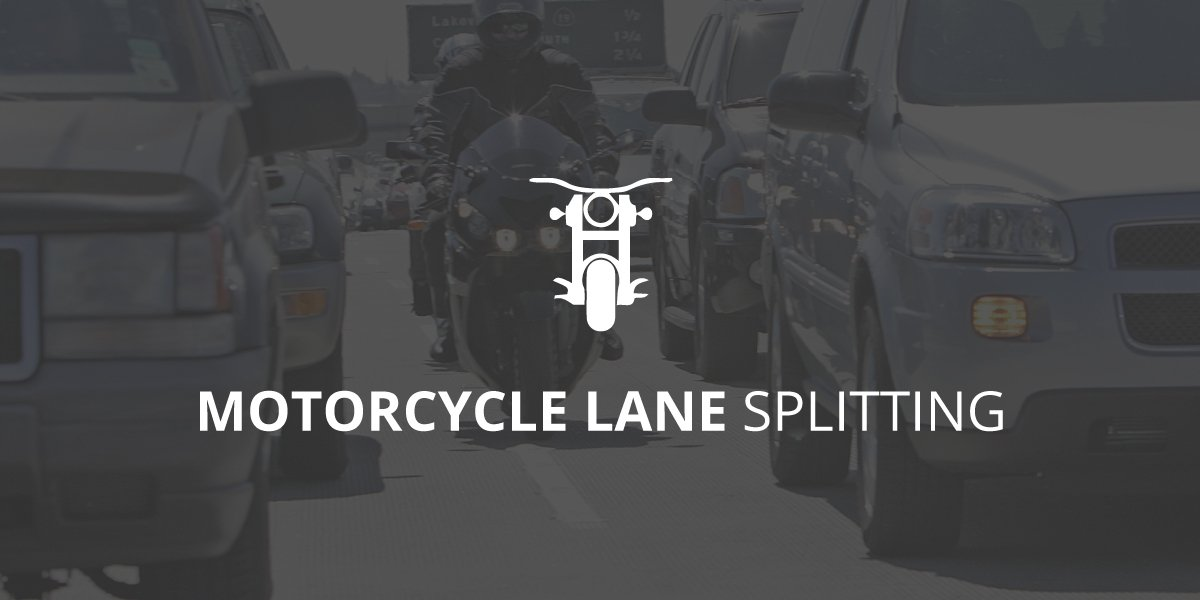 Motorcycle Lane Splitting
