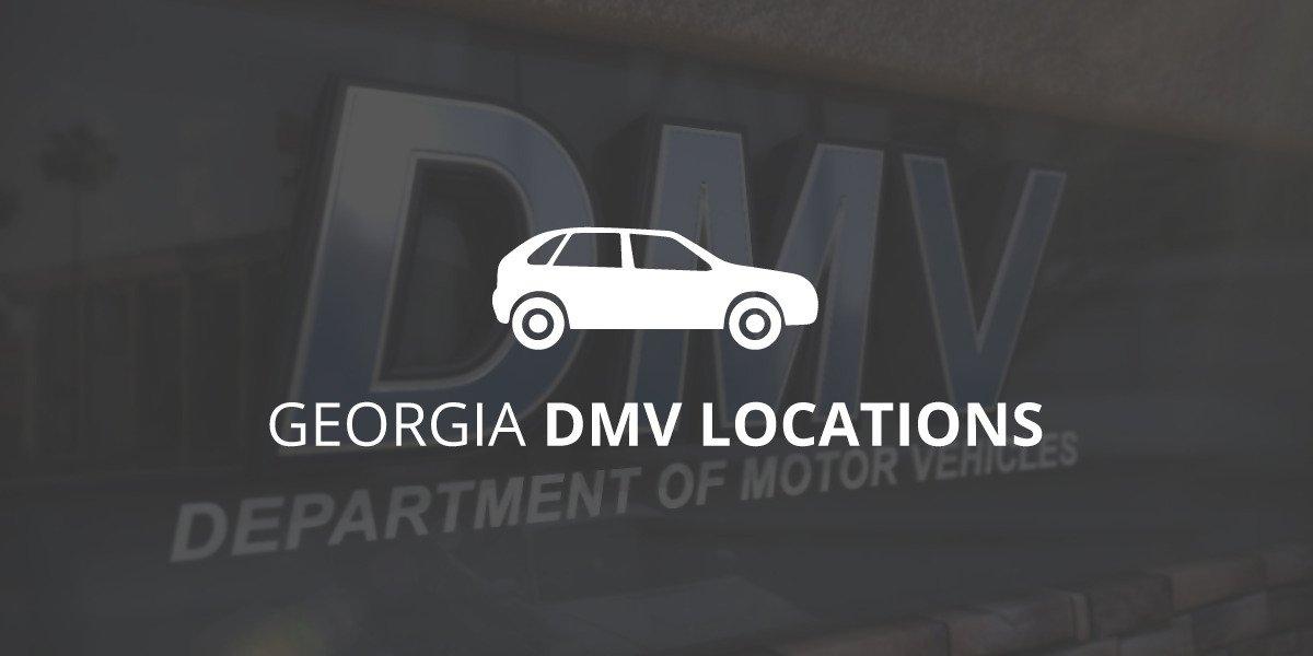 DMV Locations