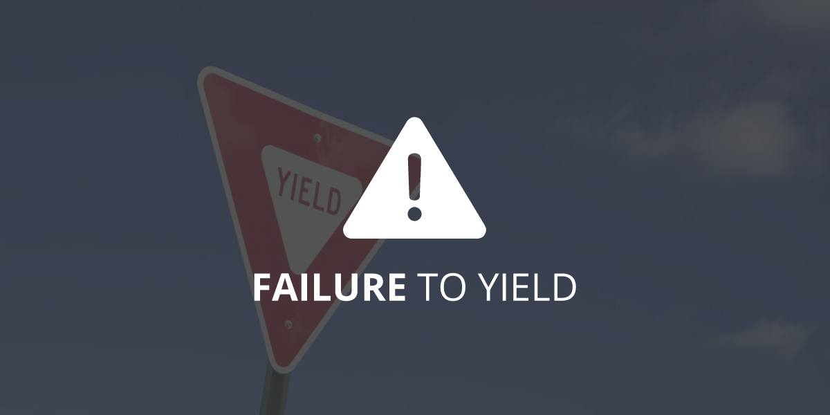 Yield Car Accidents