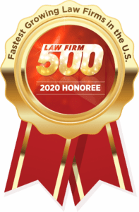 Fastest-Growing 2020 Law Firms in U.S.