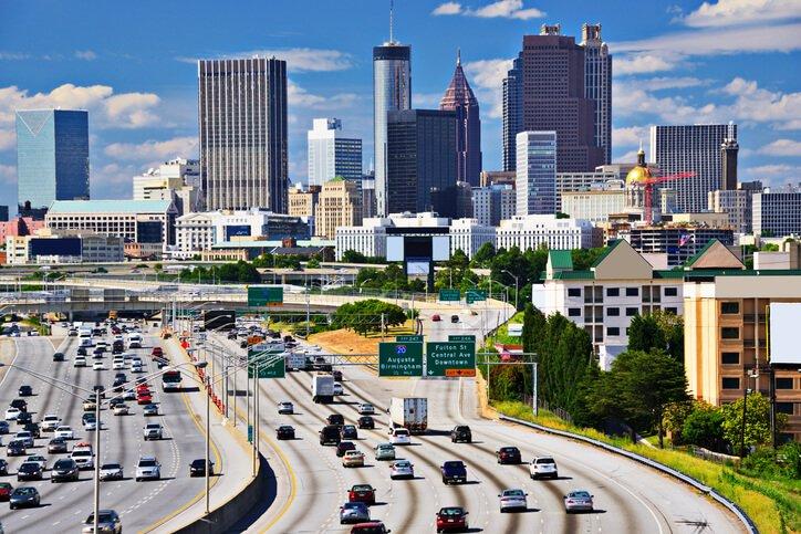 How Does Atlanta Rank for Traffic Congestion?