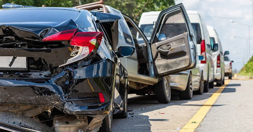 What to Do if You're in a Multi-Car Accident in Atlanta, GA